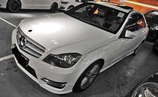 MERCEDES-BENZ C200 1.8 2014 AMG edition