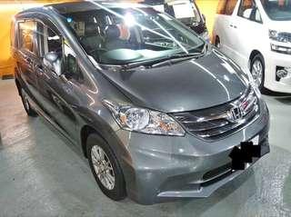 Honda Freed 2012 facelift