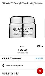 Glamglow Dreamduo Night Treatment
