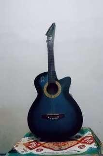 Gitar Biru Mendayu