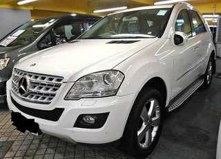 MERCEDES-BENZ ML350 FL Sport 2008