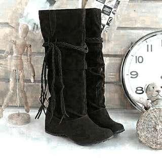 Boot wedges tali