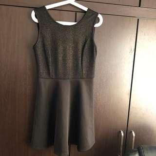 Black Dinner Dress #seppayday