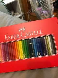 🚚 全新 德國Fabrer-castell色鉛筆
