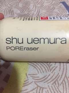 Make up by Shu Uemura
