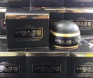 韓國Dongsung 美白淡斑面霜70g