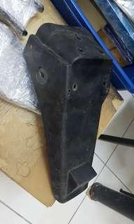 Rear mud guard suzuki gamma