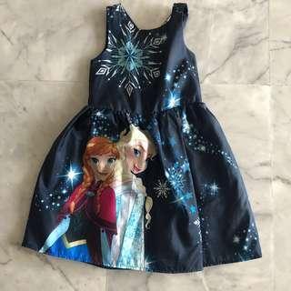 H&M Elsa Anna Dress