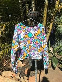 Vintage 90's y2k sweatshirt jumper