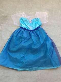 Disney Frozen Elsa Costume for girls (4-6yo)