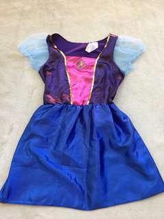 Disney Frozen Anna Costume for girls (4-6yo)