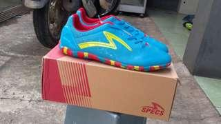 Specs Stinger IN Blue Size 42 Good Condition