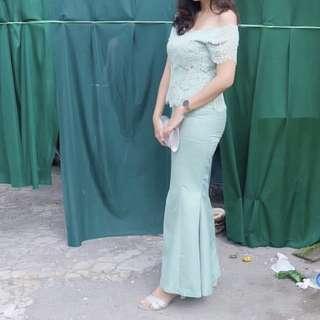 Dress duyung tosca