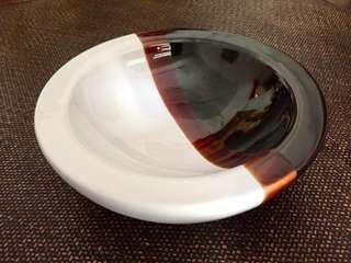 Modernist Ceramic Display Bowl