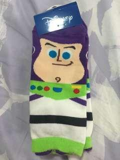Disney character socks : Buzz Lightyear