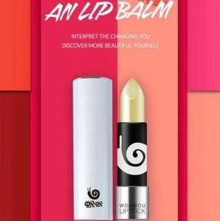 WoWo lip balm