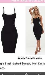 PLT Midi Dress