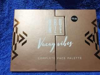 Bronze Vacay Vibes Complete Face Palette