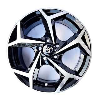"""15"""" rims for Toyota wish and Sienta"""