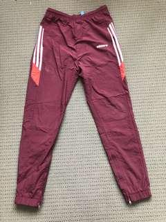 "Adidas ""COZY"" Velour Trackpant"