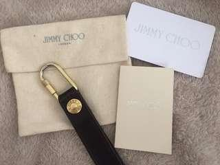 Jimmy Choo Keychain (Authentic)