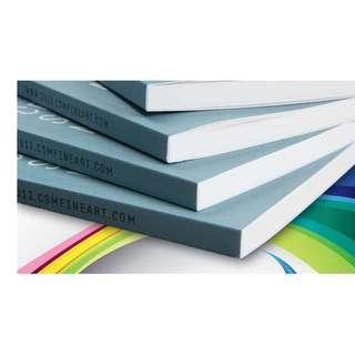 Perfect Binding Book Booklet Printing
