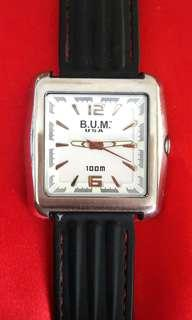 BUM Luminous Quartz Watch