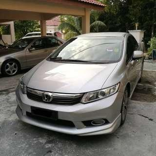 HONDA CIVIC FB 2.0