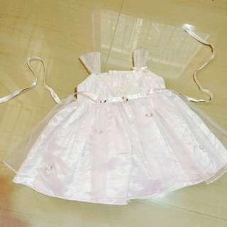 🇯🇵 White Dress For Baby