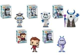 Funko POP - Smallfoot - Set of 5