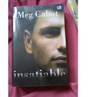 Novel Meg Cabot Insatiable