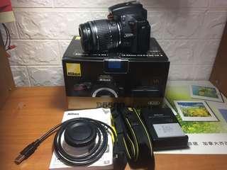 🚚 Nikon D5500+18-55mm VR