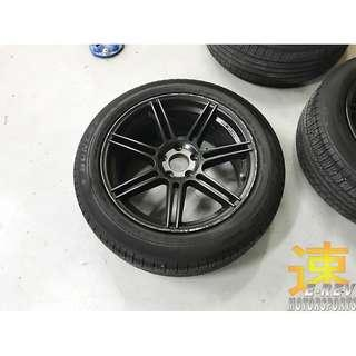 Car Rims Kerb Damage Repair And Respraying Services