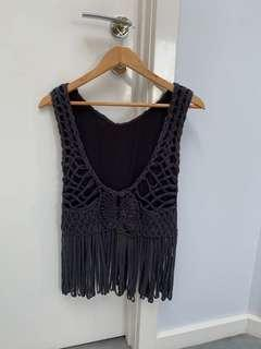 SASS AND BIDE TOP SIZE 6