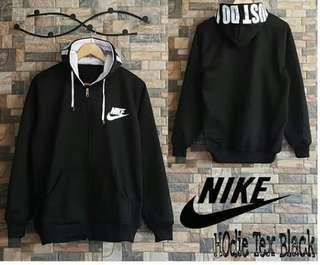 Sweater nike hitam (not)
