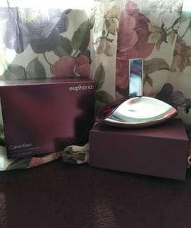 ❗SALE❗Free bag ❗Calvin Klein EUPHORIA BEFORE 3900