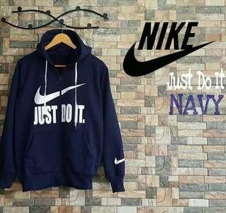 Sweater Nike just do it (not)