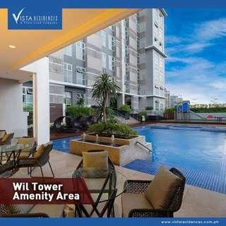 Best condo in Quezon city Rent to own as low as 200k DP move in studio 1 bedroom and 2br condo in wil tower