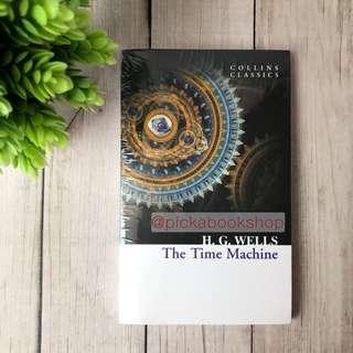 The Time Machine (Collins Classics) - H. G. Wells (English)