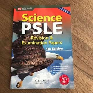 PSLE Science revision & exam papers