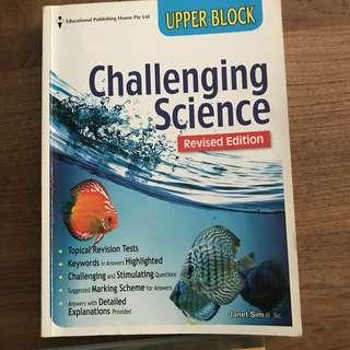 Challenging science