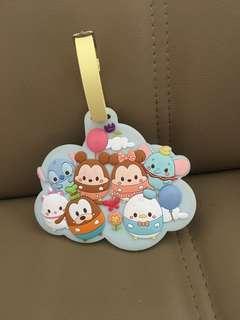 Disney 行李牌