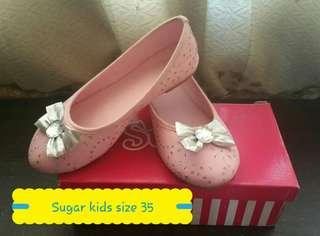 Sugard kids doll shoes