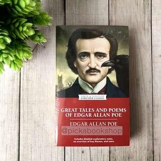 Great Tales and Poems of Edgar Allan Poe (Enriched Classics) - Edgar Allan Poe (English)