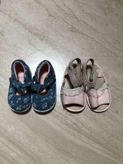 Baby first shoe