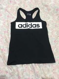 🚚 Adidas 女生 L號 背心