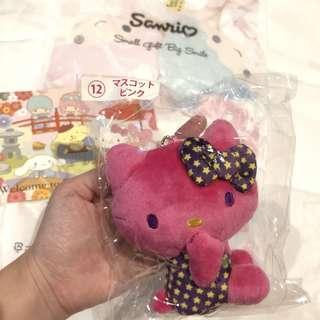 日本 景品 Hello Kitty 公仔
