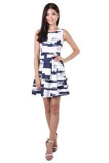 MGP label - Raven Strokes dress