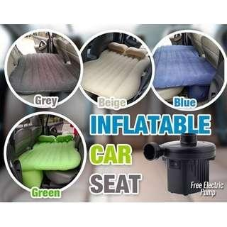 Inflatable Car Bed seat #oct10
