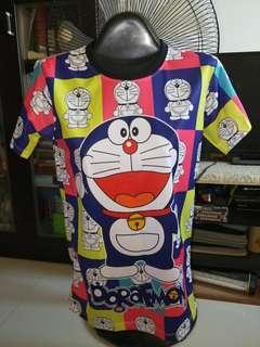 Doraemon tee